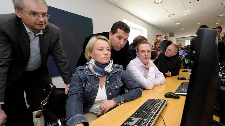 2011 konnte Elisabeth Schneider-Schneiter die Nationalratswahlen entspannt verfolgen. Ihr Sitz war nie in Gefahr. 2015 könnte es enger werden.