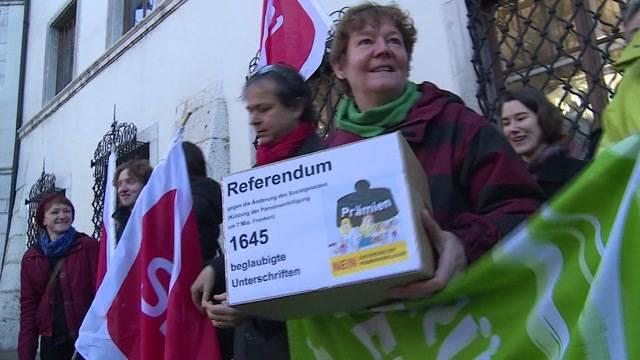 Solothurner Kantonsrat will bei Prämienverbilligung sieben Millionen einsparen