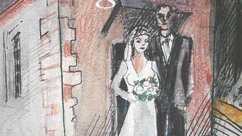 Cover der Novelle «Anna und der Engländer» von Peter Probst