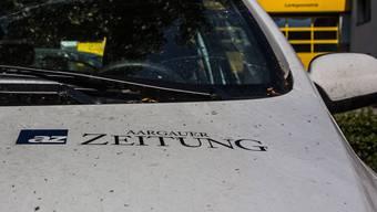 Am Mittwoch ist Autowaschtag – es ist allerhöchste Zeit.Ch. Voellmy