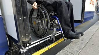 Nationale Messe für Behinderte in Luzern (Symbolbild)