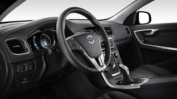 Volvo Innenraum