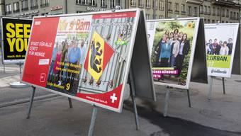 Der Wahlkampf in Bern: Höchste Zeit für eine Polit-Posse.