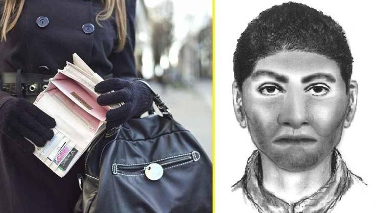 Das ist der Handtaschendieb von Therwil.