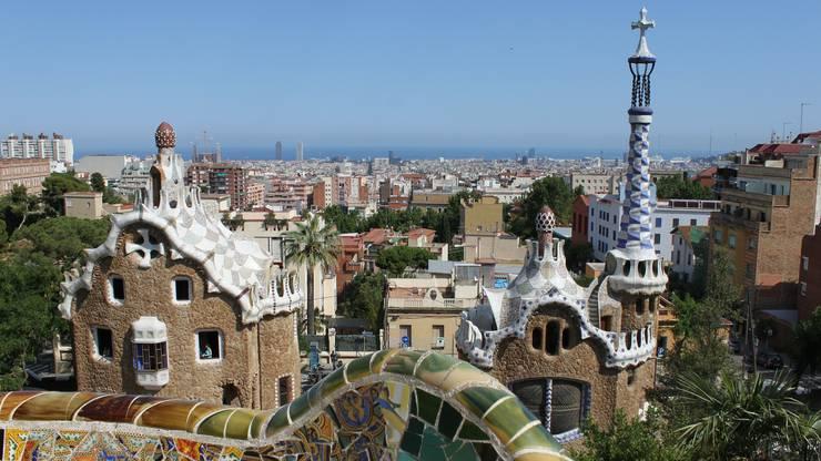 Platz 9: Von den Bergen bis zum Strand, vom Historischen bis zum Zeitgenössischen, die sonnige Glückstadt Barcelona hat alles