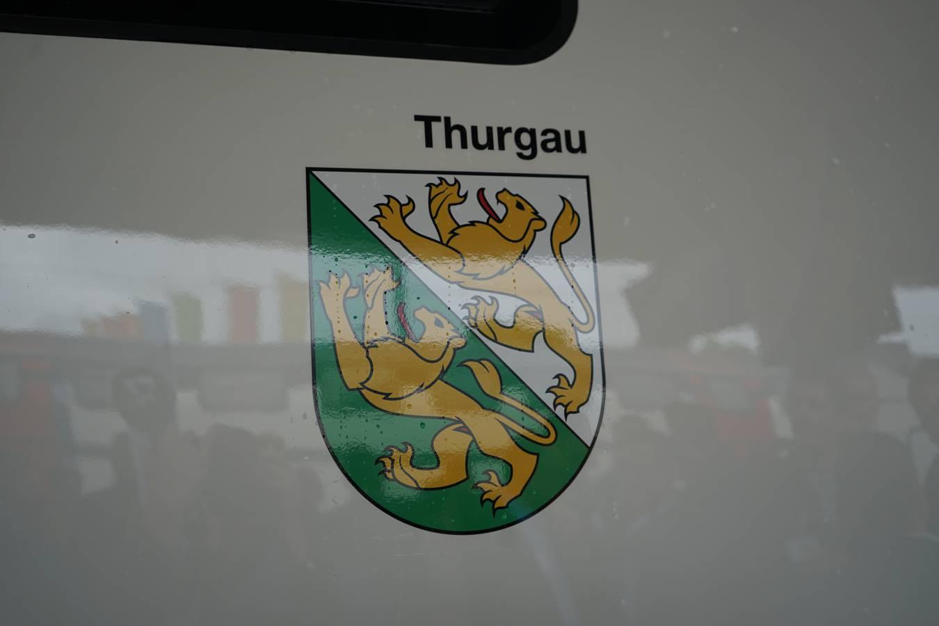 Er trägt den Namen «Thurgau». (© FM1Today)