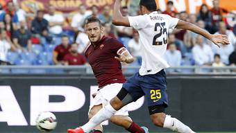 Francesco Totti: Drei Punkte gegen Verona zum Geburtstag