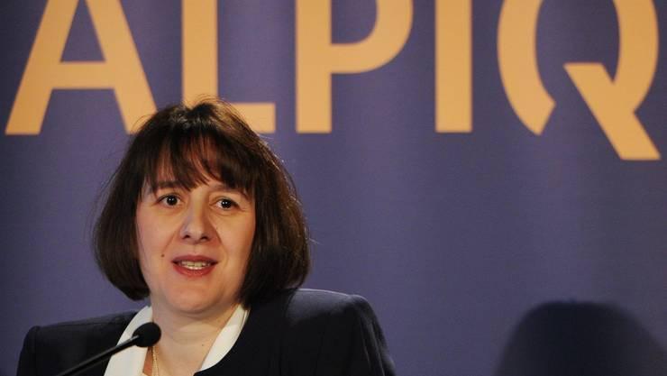 Alpiq-CEO Jasmin Staiblin. (Archiv)