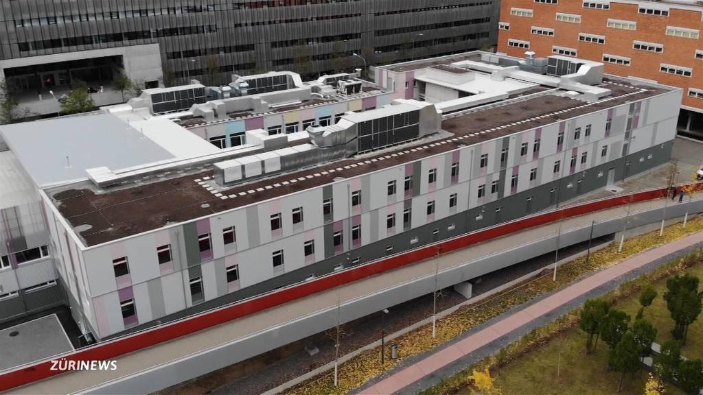 Bundesasylzentrum Zürich-West erntet Kritik