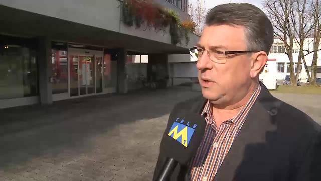 Walter Dubler verlässt Gemeindehaus