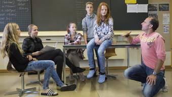 Workshop Suizidprävention an der Kreisschule Oberes Seetal