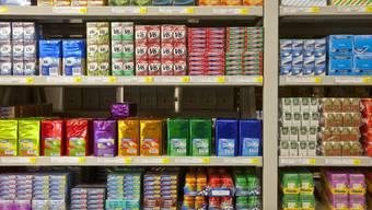 Kaugummis und Bonbons sind in der Schweiz immer beliebter (Archiv)