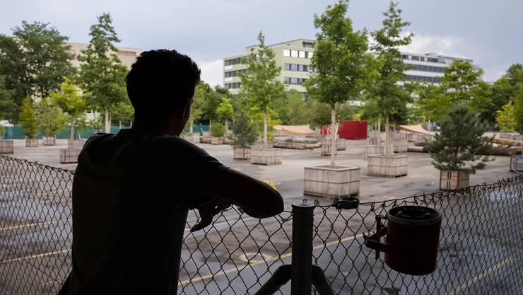 Im Gegensatz zum provisorischen Bundesasylzentrum Feldreben in Muttenz müsste der neue Standort dauerhaft sein.