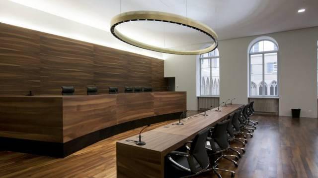 Das Obergericht in Zürich (Archiv)