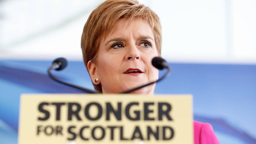Sturgeon appelliert an schottische Brexit-Gegner