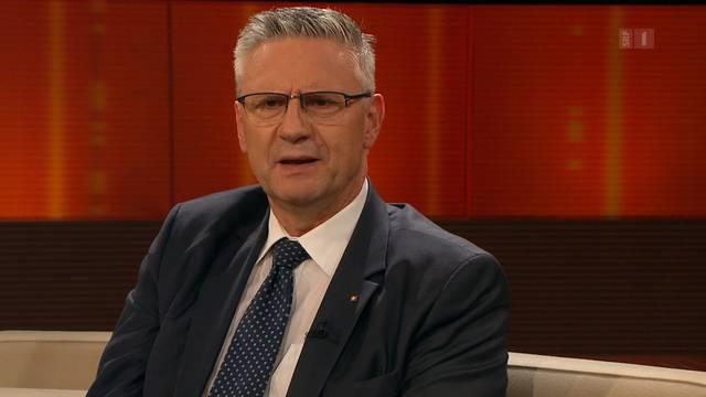 «Es Babettli»: Andreas Glarner zum Fall Buchs.