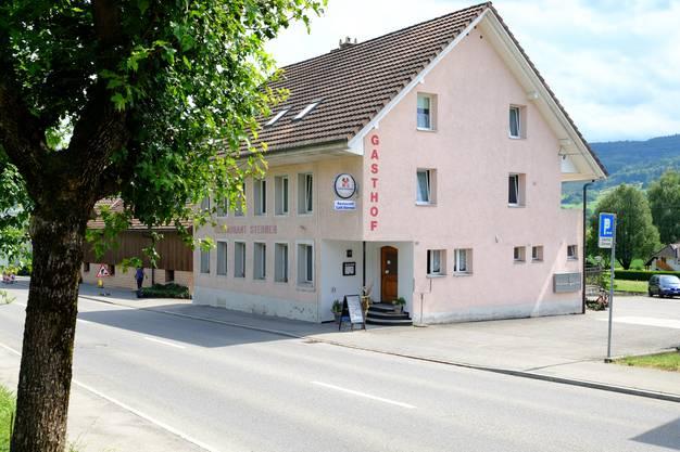 Der «Sternen» in Leimbach geht wieder auf: Einziges Restaurant im Dorf ist jetzt eine Pizzeria.