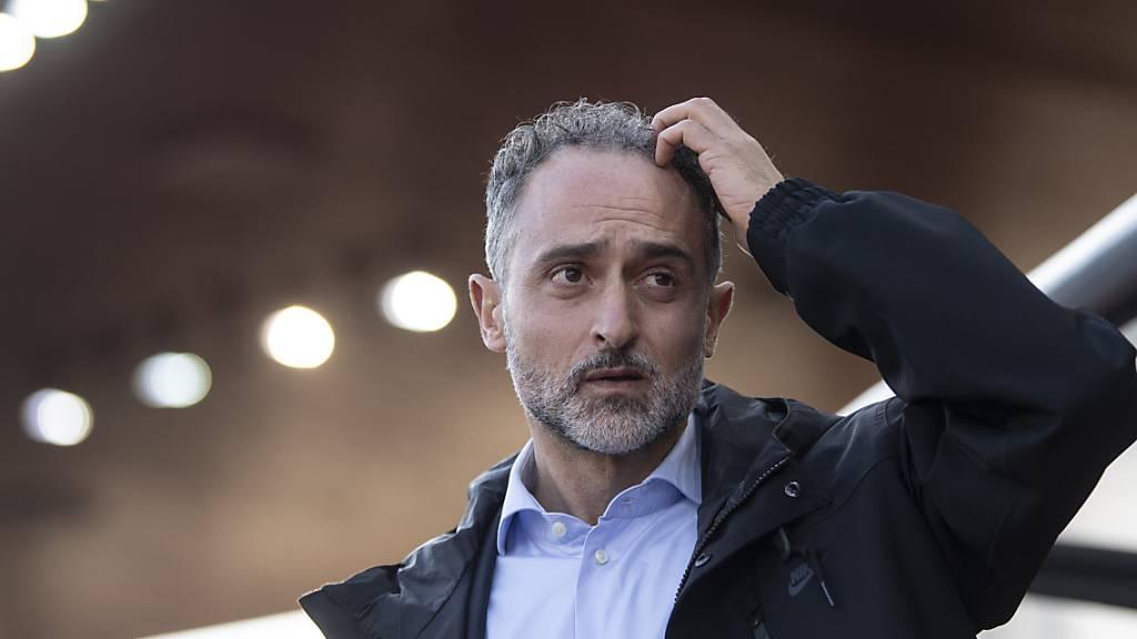 Trainer Massimo Rizzo ist mit seinem FCZ noch nicht aus dem Schneider.