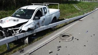 Irrfahrt nach Schwächeanfall: Nach dem Unfall auf der A13 bei Bad Ragaz bildete sich wegen des Osterverkehrs ein langer Rückstau.