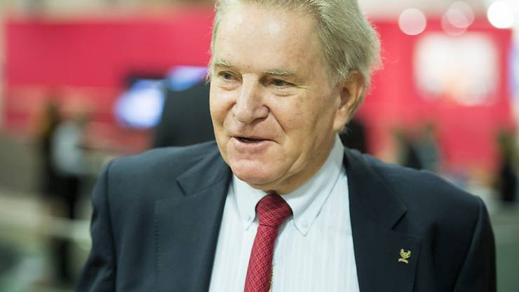 Denis Oswald gab in Lima ebenfalls Auskunft