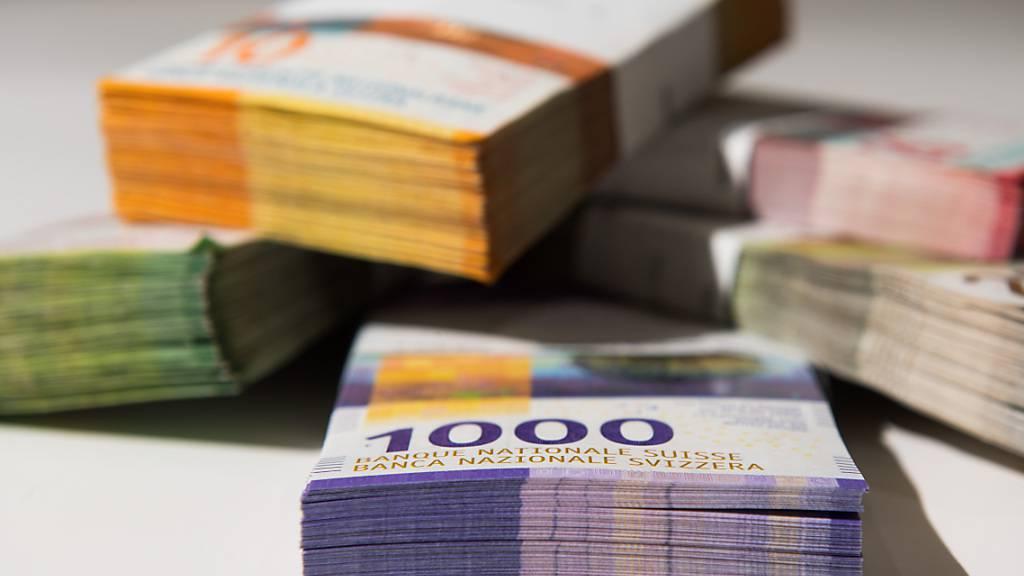 Initianten nehmen in der Schweiz einen neuen Anlauf zu einer Volksinitiative für ein bedingungsloses Grundeinkommen. (Symbolbild)