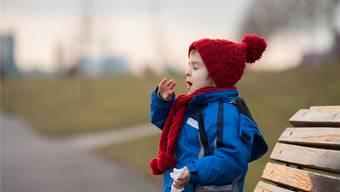 Niesattacken und eine verstopfte Nase: Auch im Winter kann das auf eine allergische Reaktion hindeuten. Thinkstock