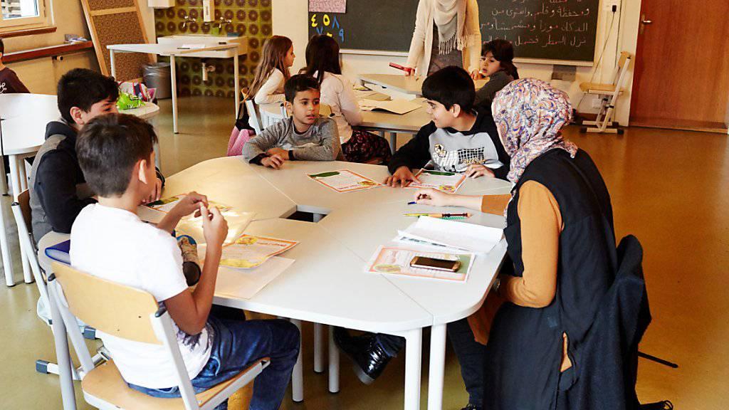 Die Initiative für ein Kopftuchverbot an Walliser Schulen ist für ungültig erklärt worden. (Symbolbild)