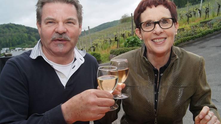 Bruno und Susanne Mafli
