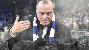 Mag den Geruch von Kohle: Schalke-Boss Clemens Tönnies.