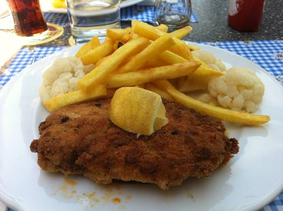 Das kulinarische Flaggschiff ist das Cordon Bleu – unter anderem das Cordon Matador mit Chorizo
