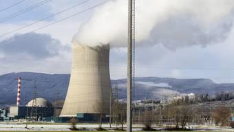 Das AKW Gösgen war für 90 Minuten von der externen Stromversorgung abgeschnitten.