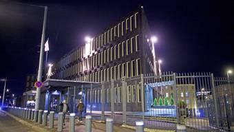 Die US-Botschaft im Zentrum von Oslo wurde wegen eines Bomenalarms evakuiert