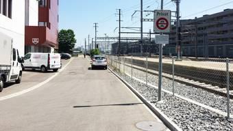 Tödlicher Unfall am Bahnhof Aarau: Zwei Männer von Zug erfasst, als sie über Geleise rennen