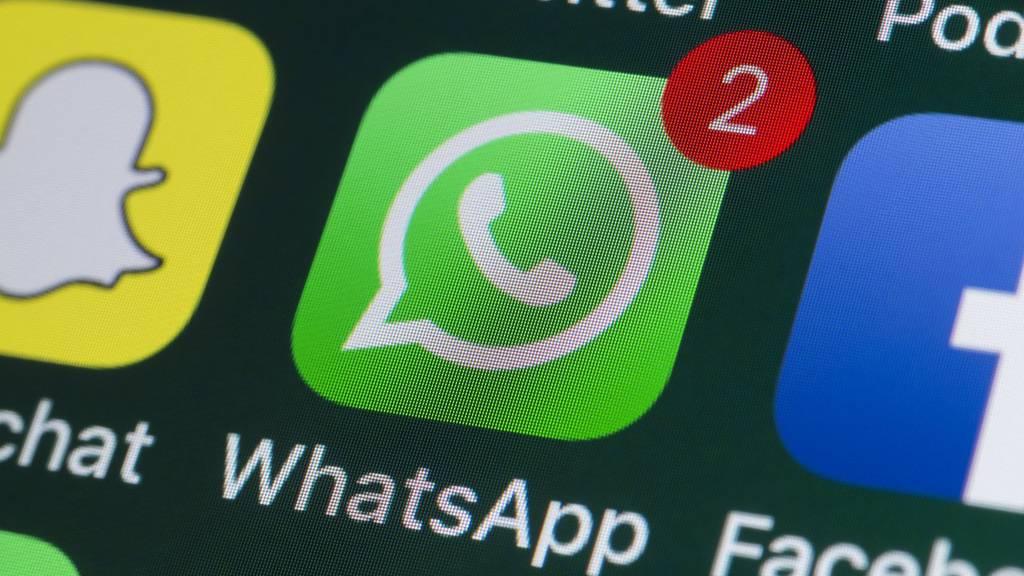 Die Überwachungs-Software wird mittels Videoanrufen über Whatsapp verschickt.