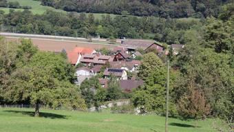Mellikon wählt und handelt ökologisch: Bei der Solarenergienutzung liegt die Gemeinde im Aargau auf Rang 1. Bild: Pirmin Kramer