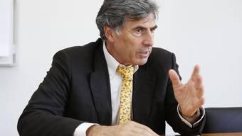 In dem Mail wirft «Starke Schule Baselland» Christoph Eymann unter anderem vor, dass die Umsetzung von Harmos gescheitert sei.