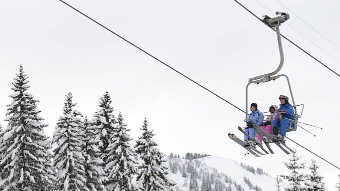Walliser Skigebiet Télémorgins-Champoussin. (Archivbild)