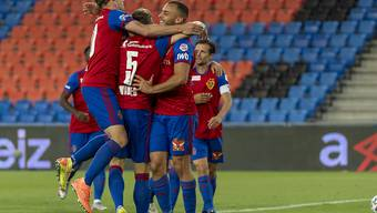 Der FC Basel kann wieder jubeln: 3:2-Sieg im Spitzenspiel gegen Meister Young Boys