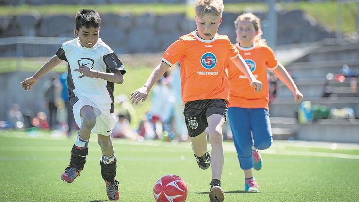 Sport gilt als Integrationstreiber, doch in der Schweiz ist das Gegenteil der Fall.