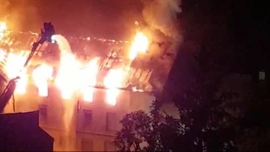 Grossbrand in Herznach wurde von Täterin angekündigt