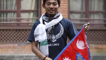 Der japanische Bergsteiger Nobukazu Kuriki ist bei seinem achten Anlauf am Mount Everest gestorben. (Archiv)