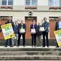 Die Aargauer BDP hat bei der Staatskanzlei 3205 beglaubigte Unterschriften für die Amtsenthebungsinitiative eingereicht.