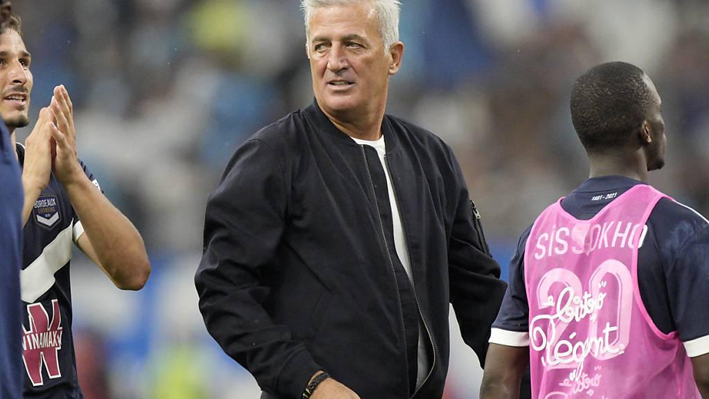 Vladimir Petkovic gewinnt erstmals als Trainer von Bordeaux