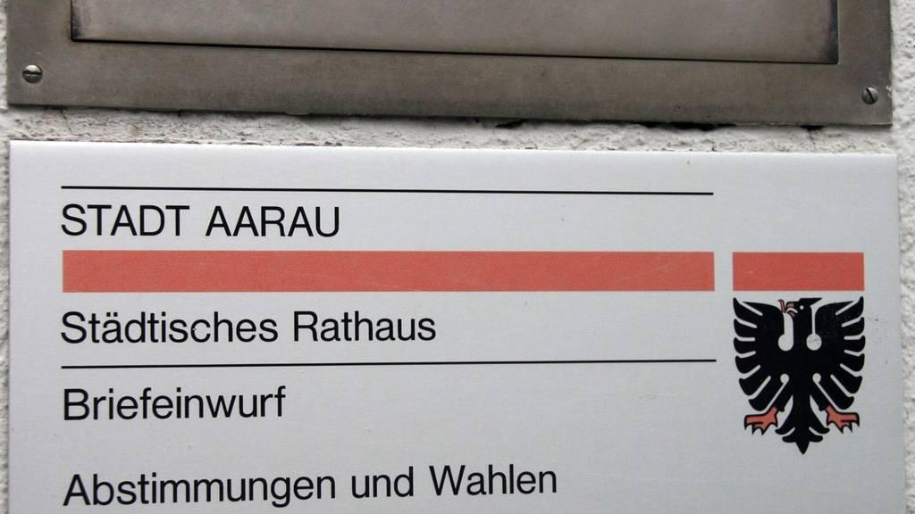 Abstimmungsverhalten im Aargau
