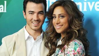 Kevin und Danielle Jonas werden Eltern (Archiv)