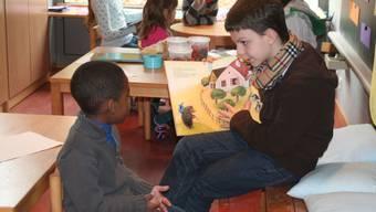 Nicht nur ausländische Kinder sollen eine bessere Ausgangslage für ihre Schulkarriere erhalten. (MZ-Archiv )