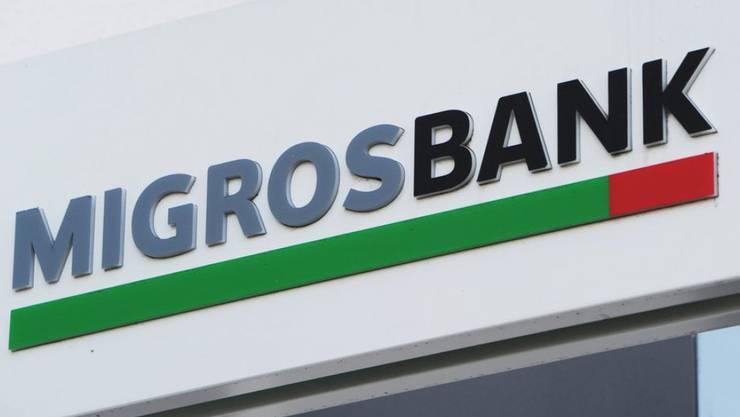 Die Migros Bank litt zwar unter Negativzinsen, dennoch stieg der Gewinn leicht.