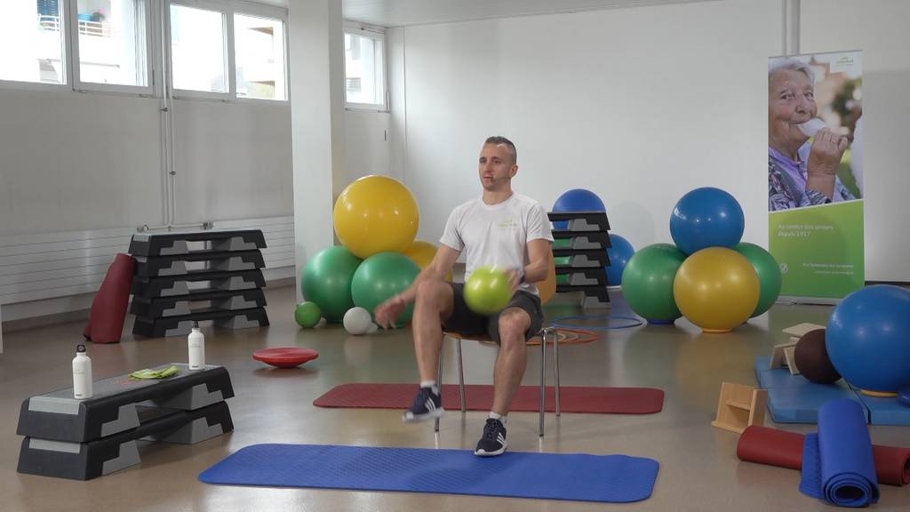 «Gymnastik im Wohnzimmer» vom 26. Februar 2021