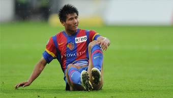 Kwang Ryong Pak kehrt nach Basel zurück.