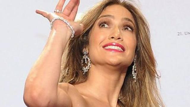 Pop-Star Jennifer Lopez (Archiv)